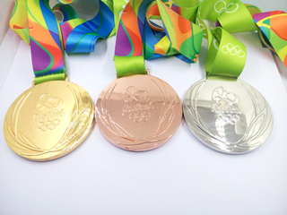 Metal High Quality Olympic Medal Count