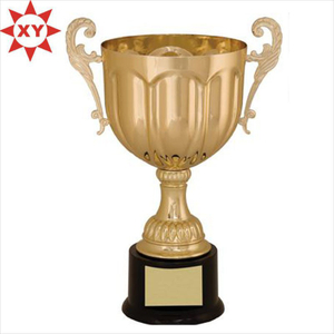 Manufacture Metal 3D Gold Troch Trophy Cup