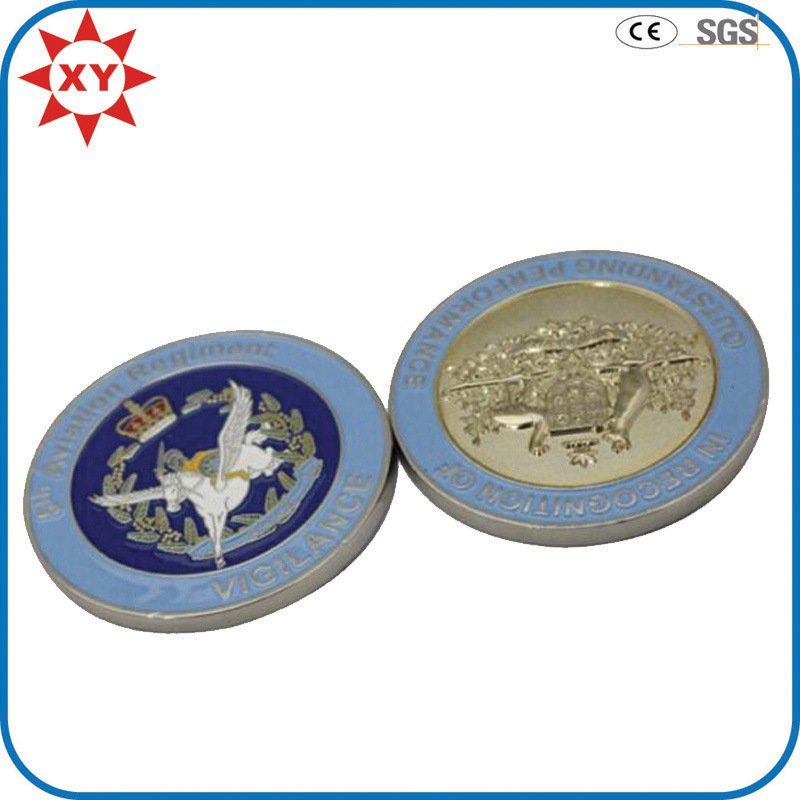 Best Selling Quality Round Challenge Coin