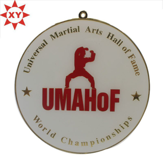Custom Sports Epoxy Engraving Medals