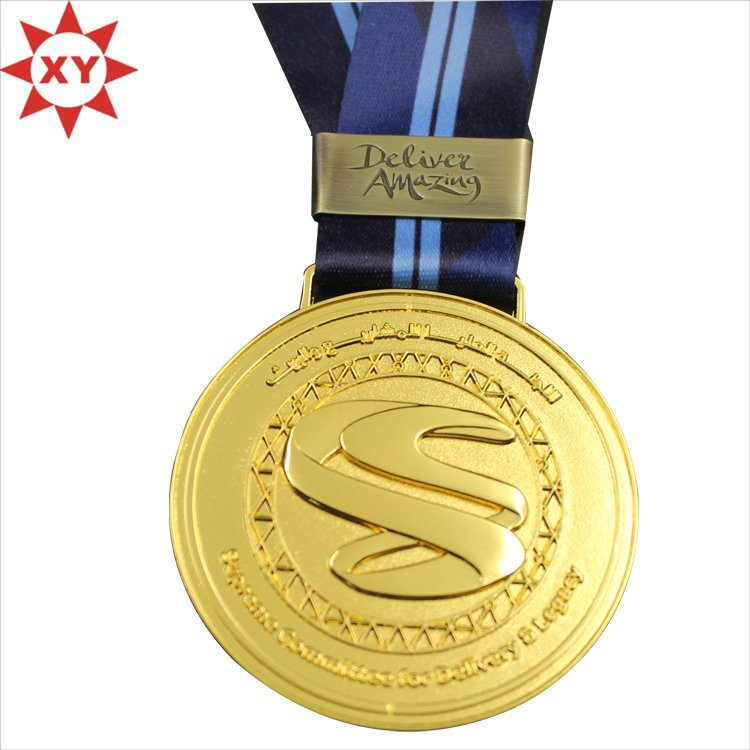 Wide Varieties Customized Fake Gold Medals (XY-mxl91001)