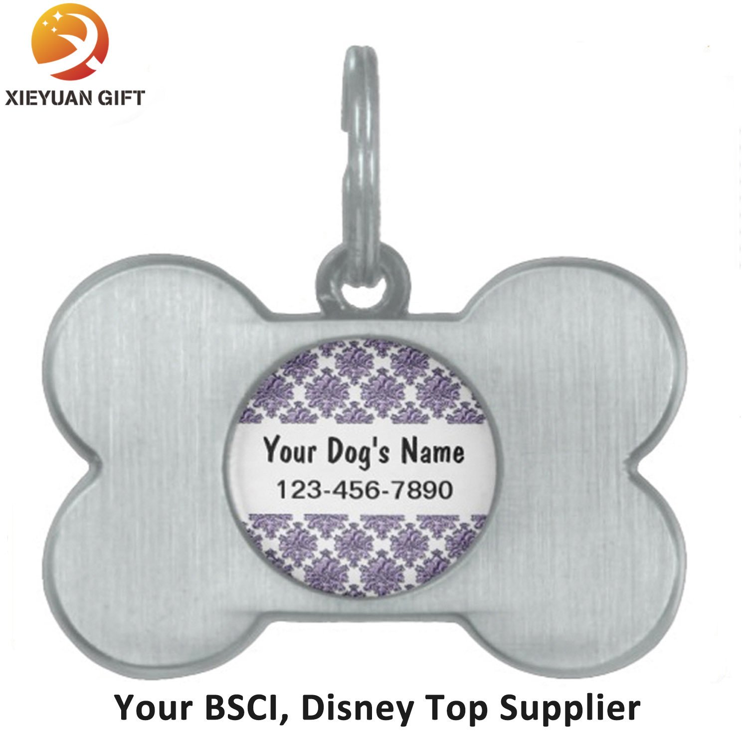 Made in China Custom Blank Dog Tags Wholesale