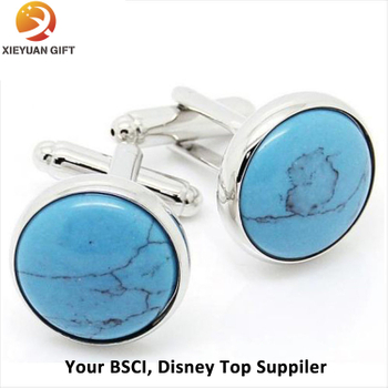New Design Stainless Steel Cufflink Blanks in The Hot Sale