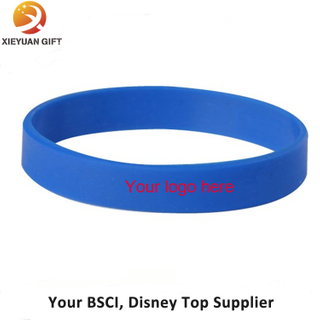 China Wholesale Eco-Friendly Custom Cool Silicone Wristband