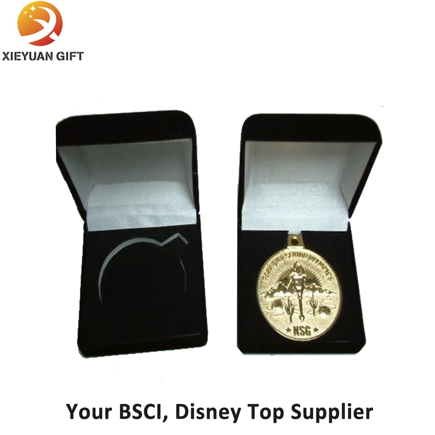 Factory Directly Sale Souvenir Coin Box with High Quality (XY-MXL02)