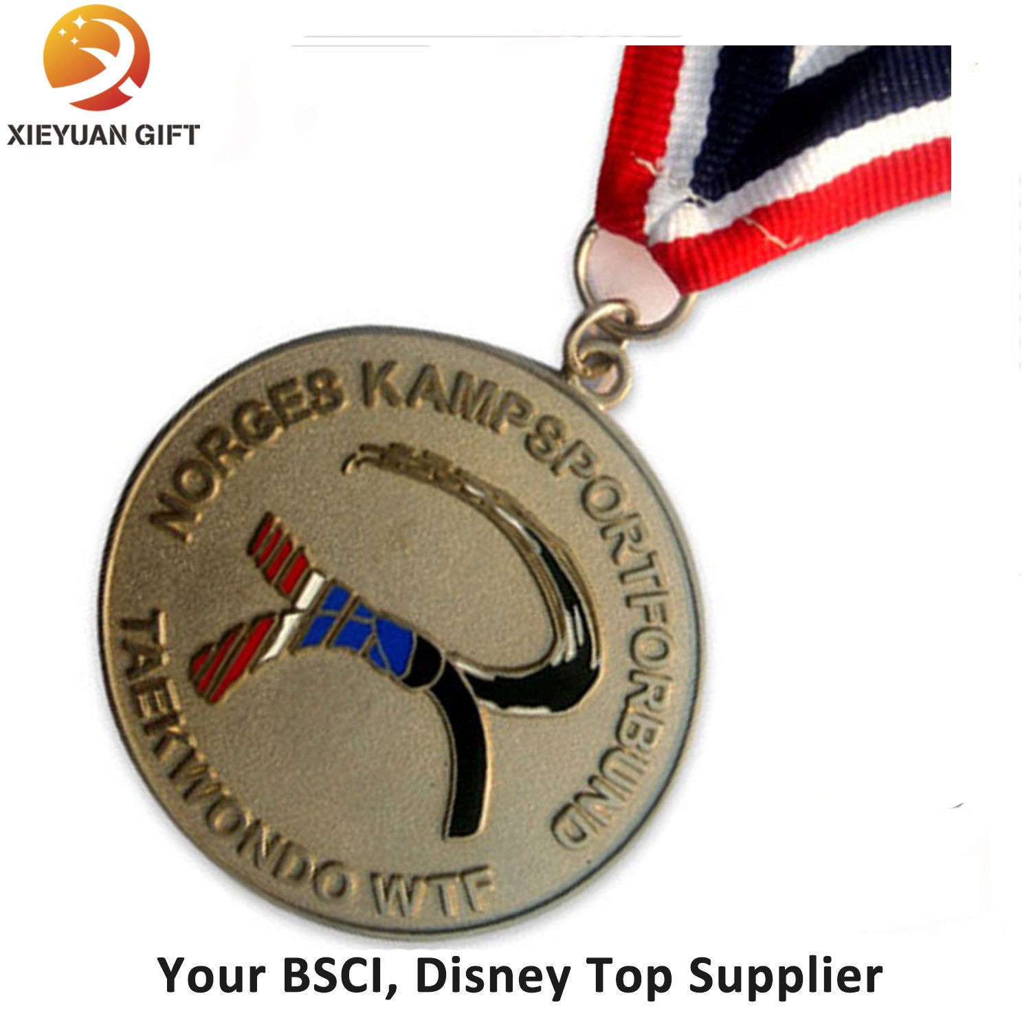 Custom Design Dance Medals for Ballet