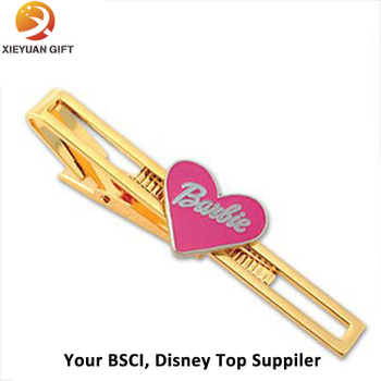 High Quality Classic Blank Tie Clip Manufacturer
