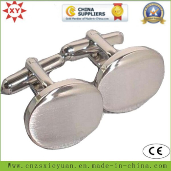 High Quality Cufflink Blanks Manufacturers for Promotional
