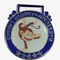 Custom Sports Monkey Epoxy Logo Engraving Medals