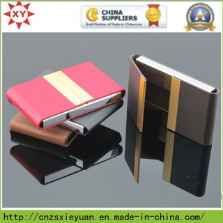 High Quality Leather Business Card Holders