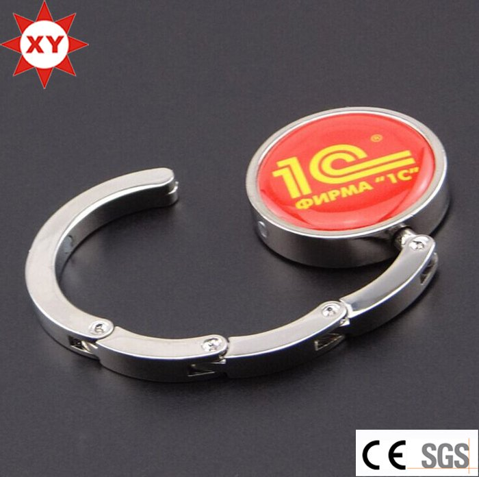 Promotion Gifts Cheap Bulk Fashion Bag Hanger with Your Logo