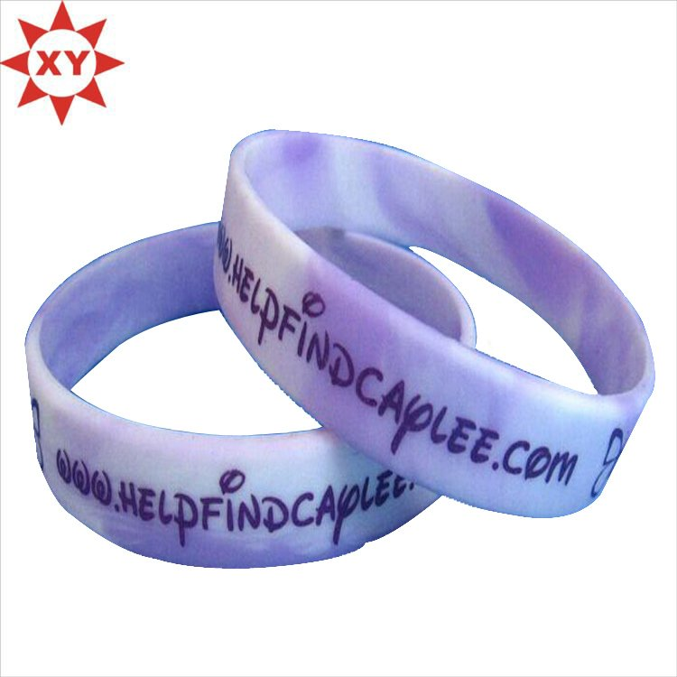 Best Sell Promotional Rubber Bracelets for Teens