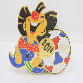 Wholesale Promotional Products China Metal Mickey Medal