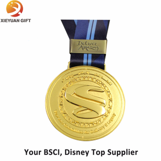 Gold plating metal awards for sports(XY-mxl818)